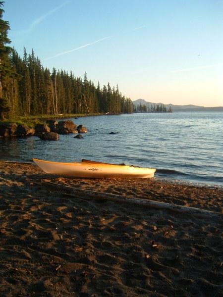 Waldo Lake - Aug. 2009