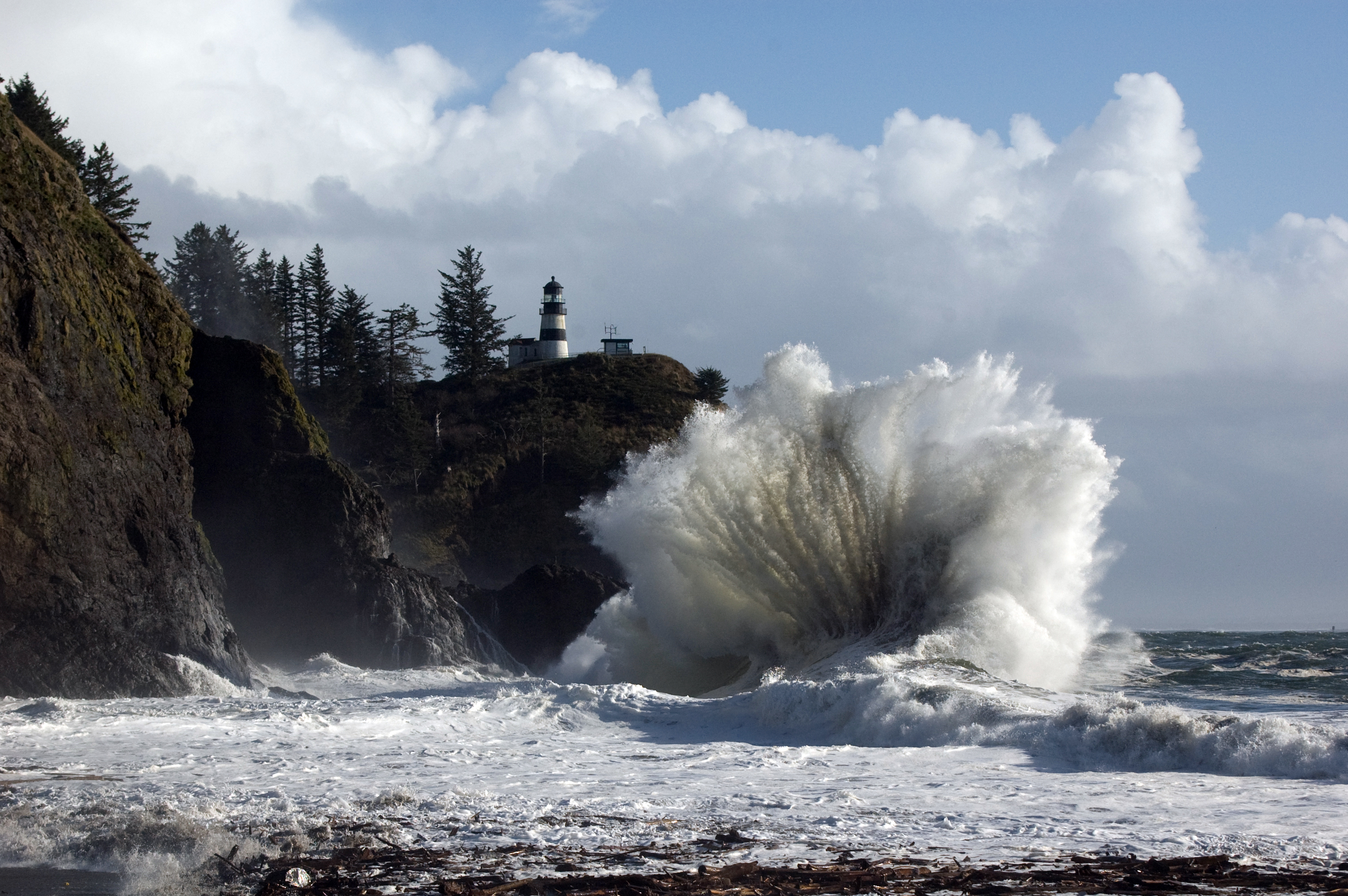 Big Waves Fox 12 Weather Blog