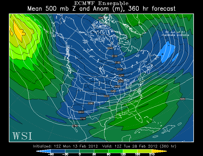 Bad ECM Symptoms http://fox12weather.wordpress.com/2012/02/13/lower-snow-levels-long-range-maps/