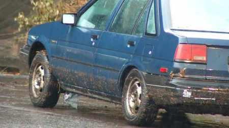 muddycar