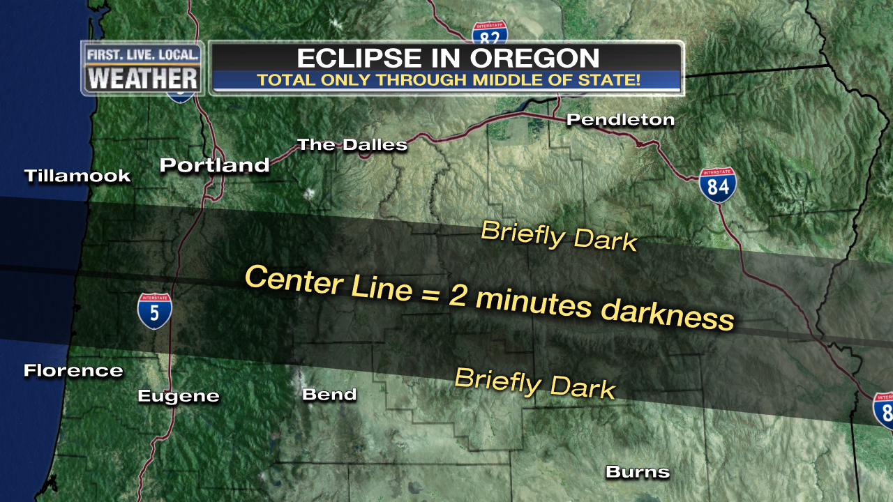 Great American Solar Eclipse 6 Months Ahead FOX 12 Weather Blog