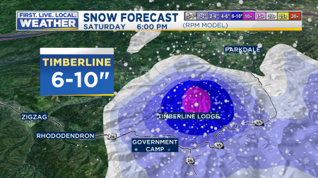 RPM Snow Accumulation Mt Hood Zoom In